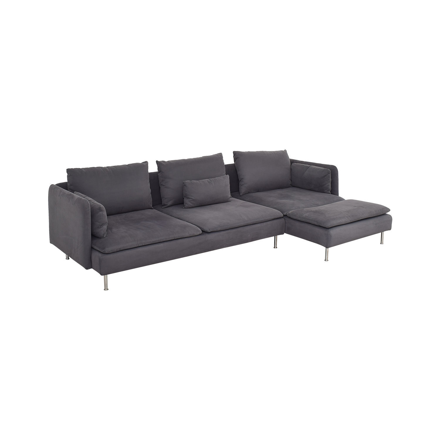Admirable 20 Off Ikea Ikea Soderhamn Sectional Sofa With Chaise Sofas Ncnpc Chair Design For Home Ncnpcorg
