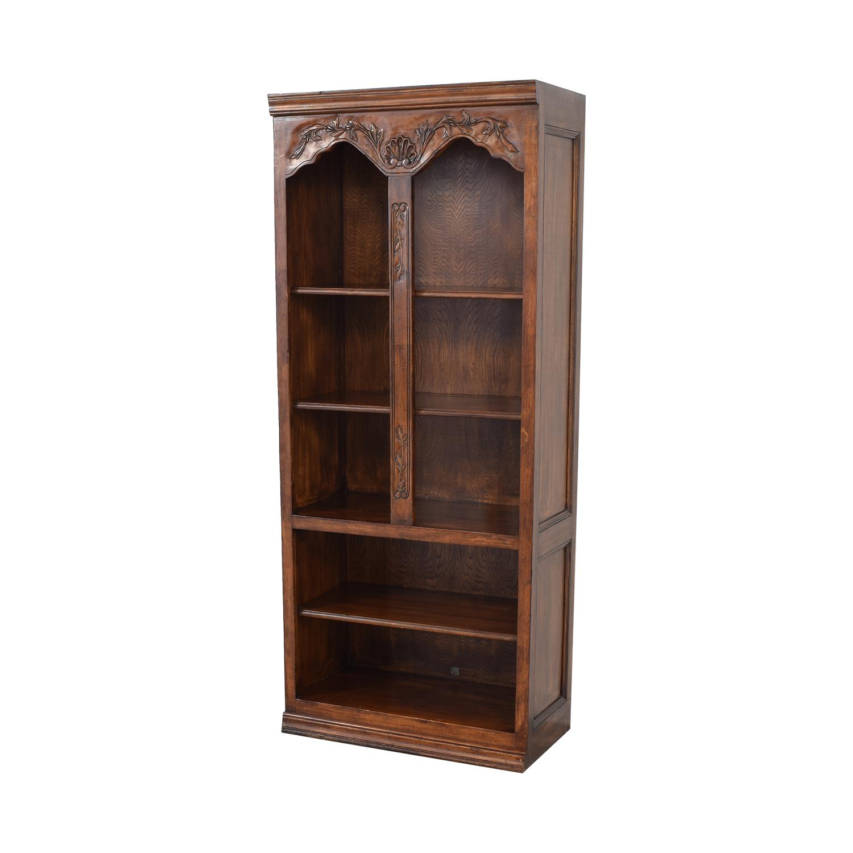Five Shelf Bookcase on sale