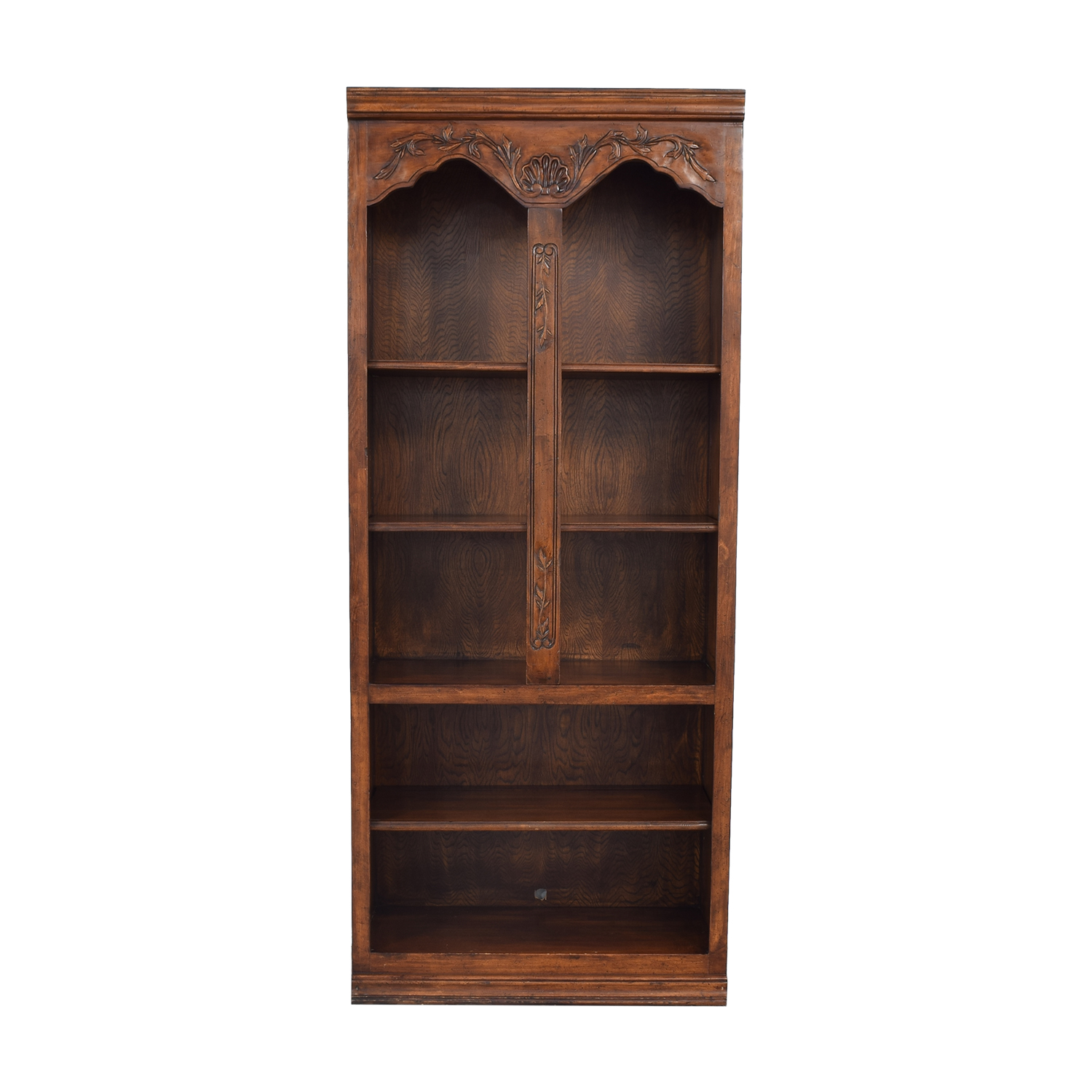 buy Five Shelf Bookcase  Bookcases & Shelving