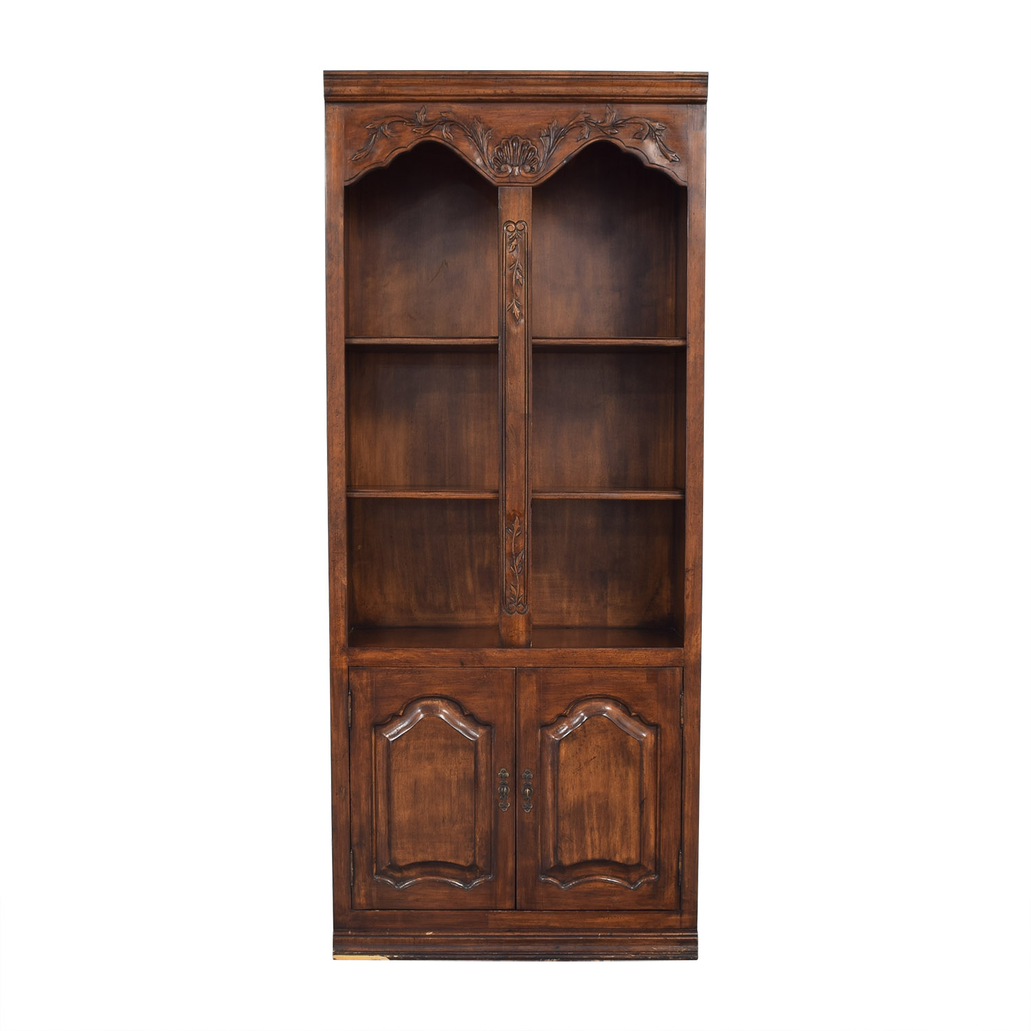 Bookcase with Cabinets ct