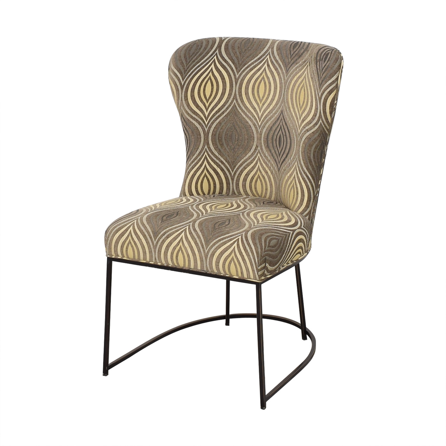 Custom Upholstered Dining Chairs Dining Chairs