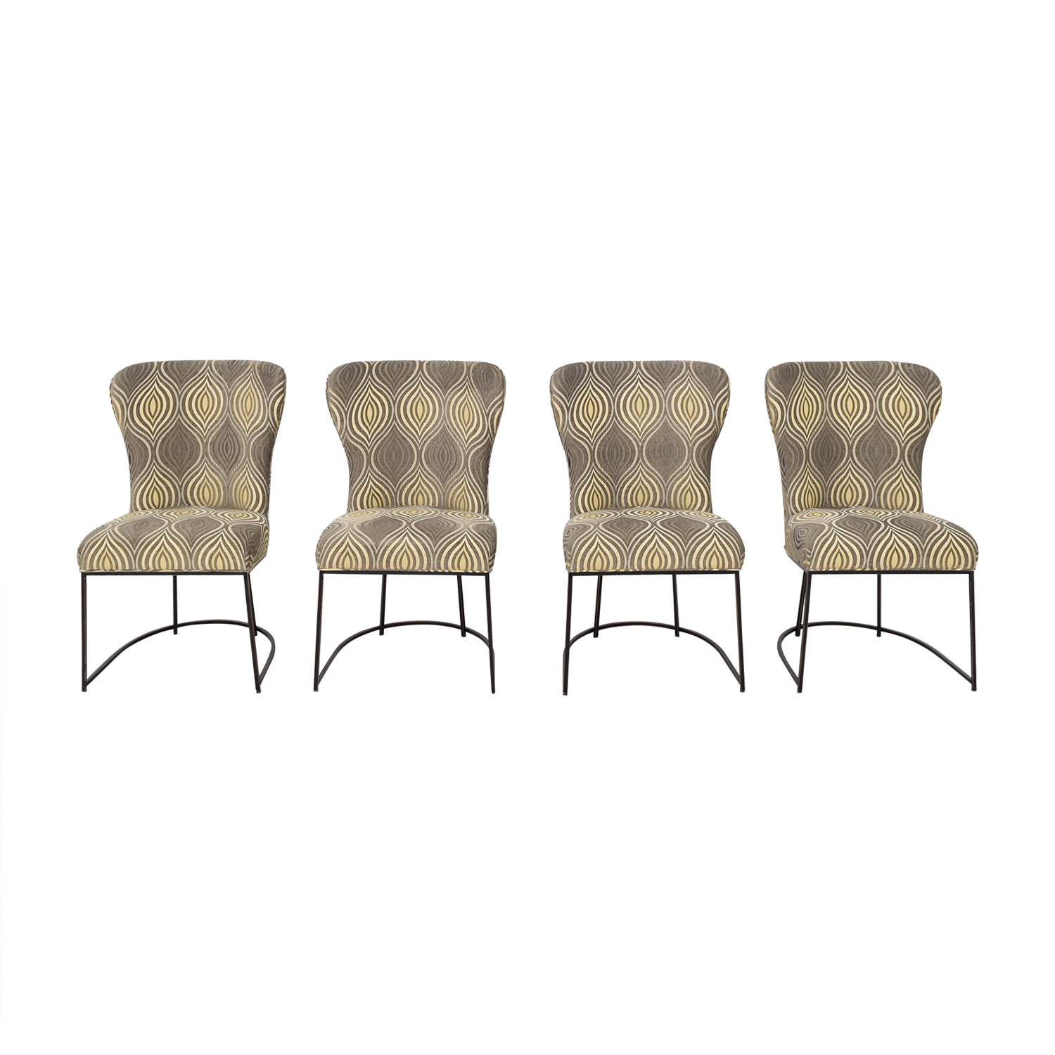 Custom Upholstered Dining Chairs / Chairs