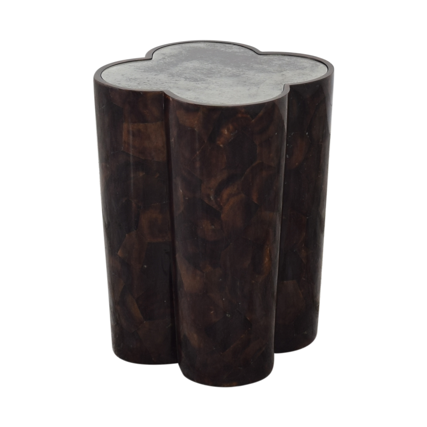 Penshell Side Table on sale
