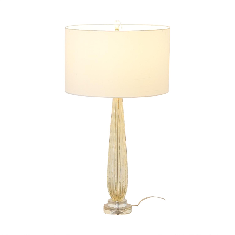 Barovier & Toso Barovier & Toso Venetian Glass Lamp Decor