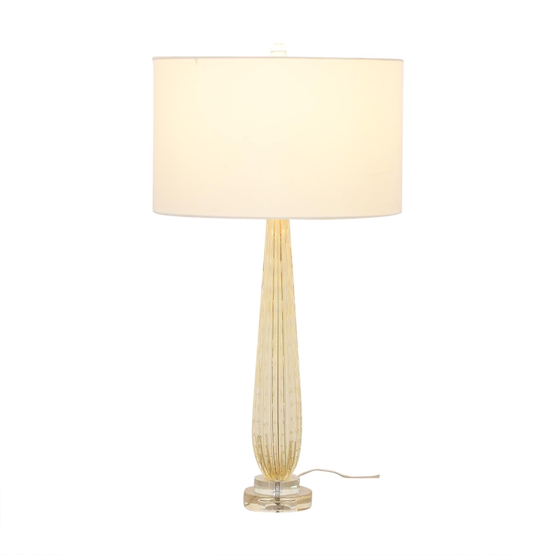 Barovier & Toso Barovier & Toso Venetian Glass Lamp