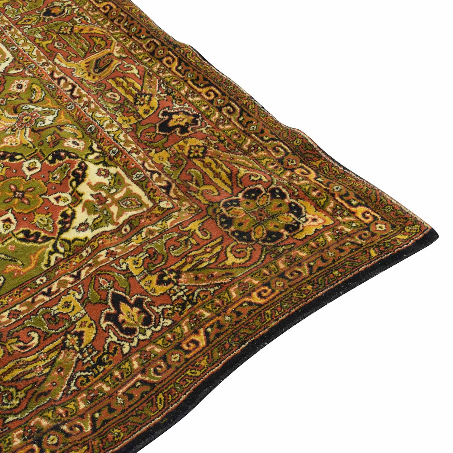 shop Antique Persian Wool Rug  Rugs