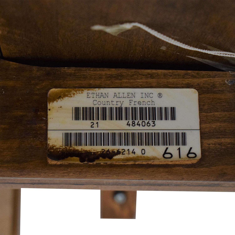 Ethan Allen Extendable Dining Table sale