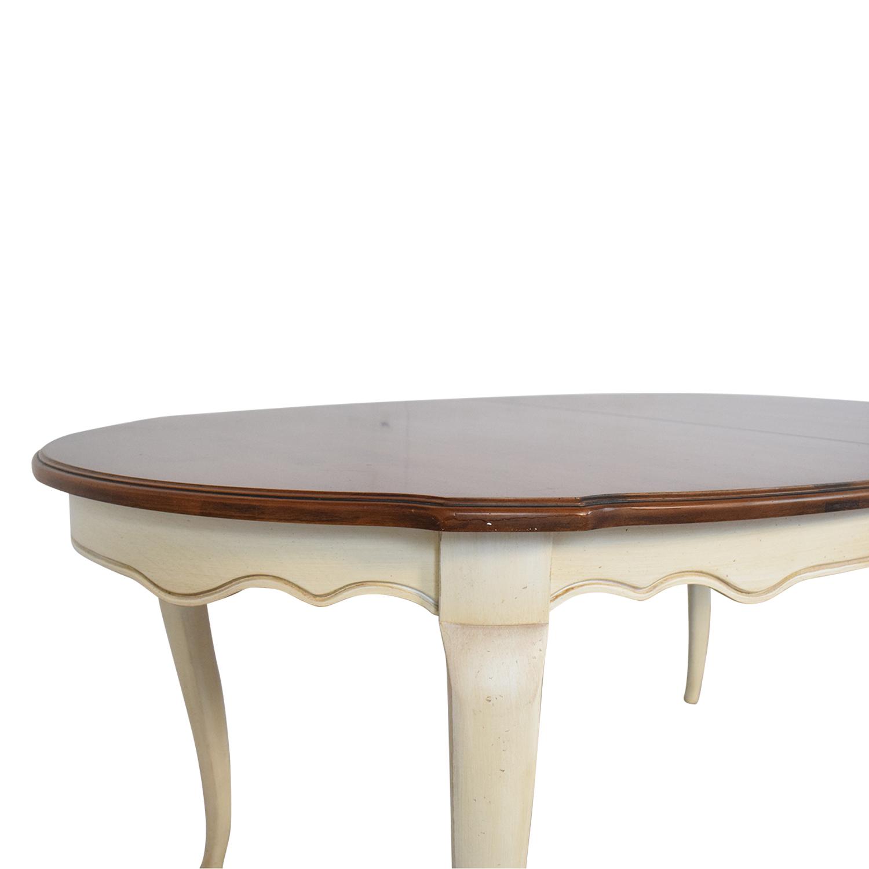 Ethan Allen Ethan Allen Extendable Dining Table for sale