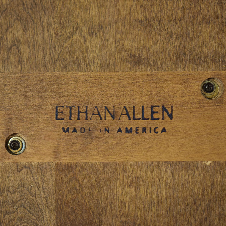 shop Ethan Allen Ethan Allen Extendable Dining Table online
