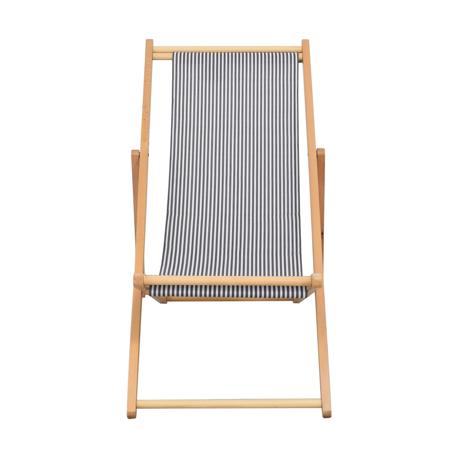 shop The Inside Cabana Chair with Sling The Inside Accent Chairs