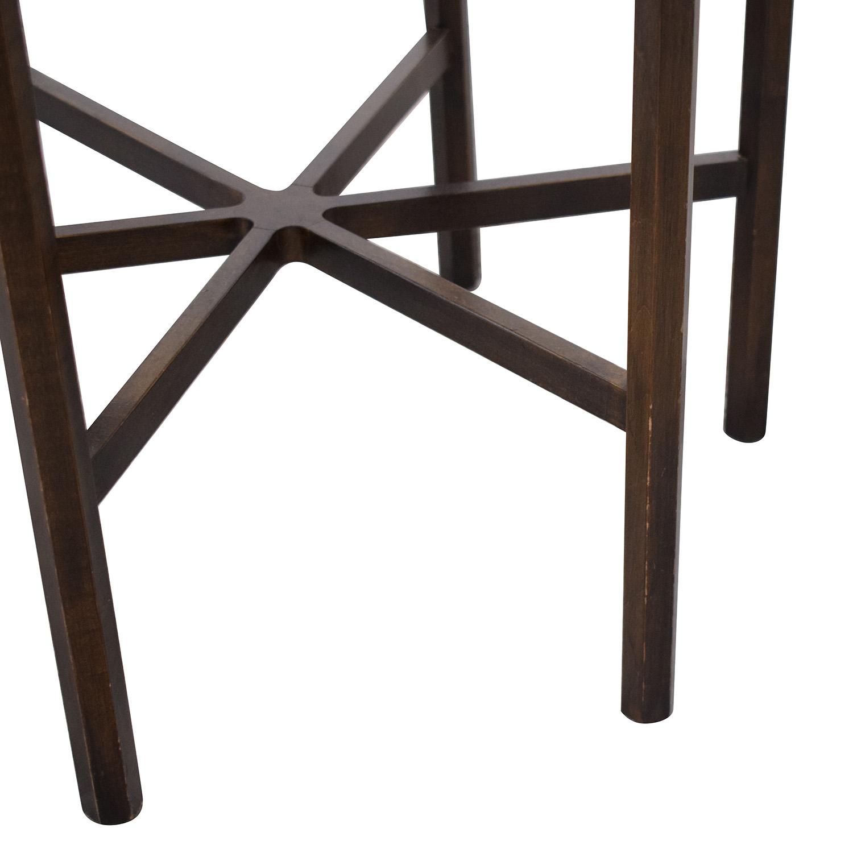 John Widdicomb Co. John Widdicomb Hexagonal Side Table Tables