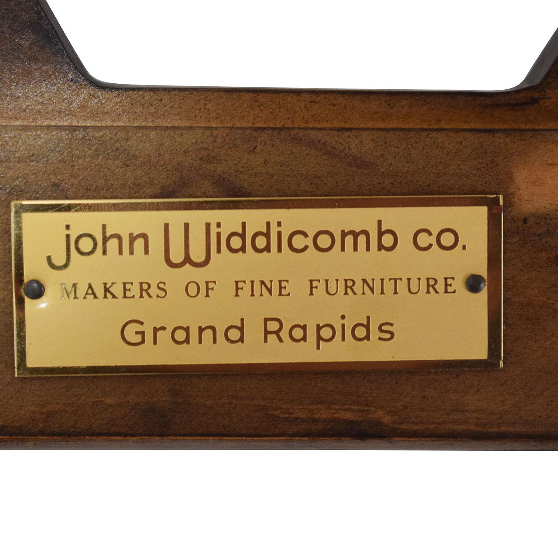 John Widdicomb Co. John Widdicomb Hexagonal Side Table