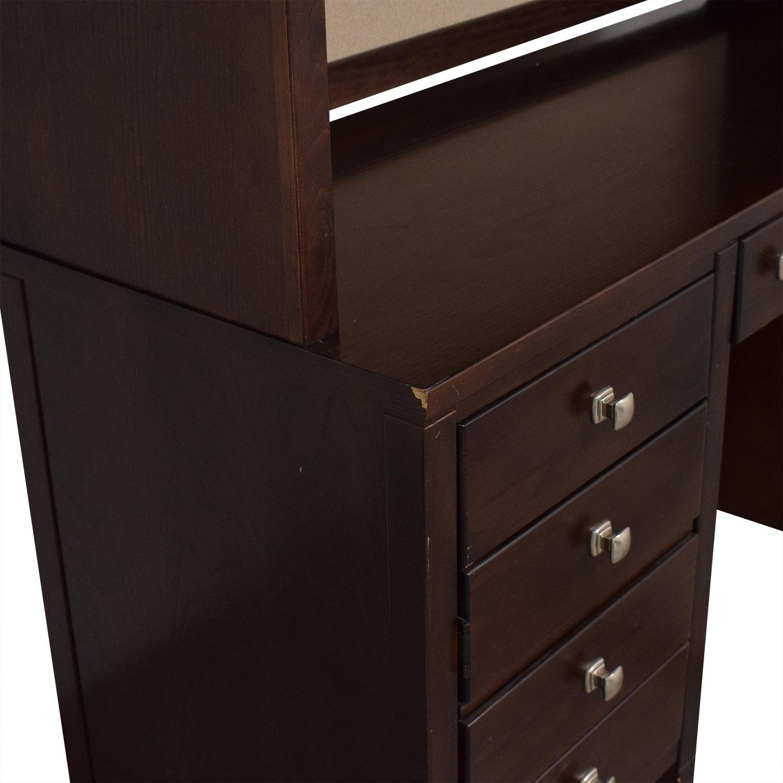 Stanley Furniture Stanley Furniture Desk with Cabinet