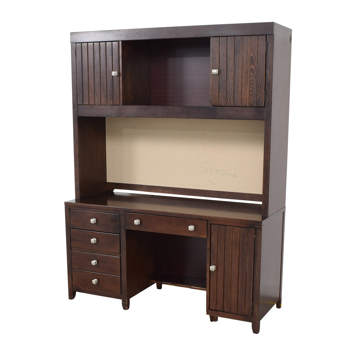 Stanley Furniture Stanley Furniture Desk with Cabinet price