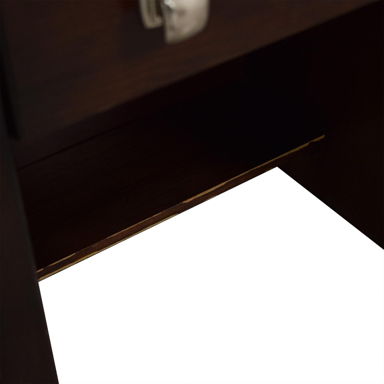 shop Stanley Furniture Desk with Cabinet Stanley Furniture Home Office Desks