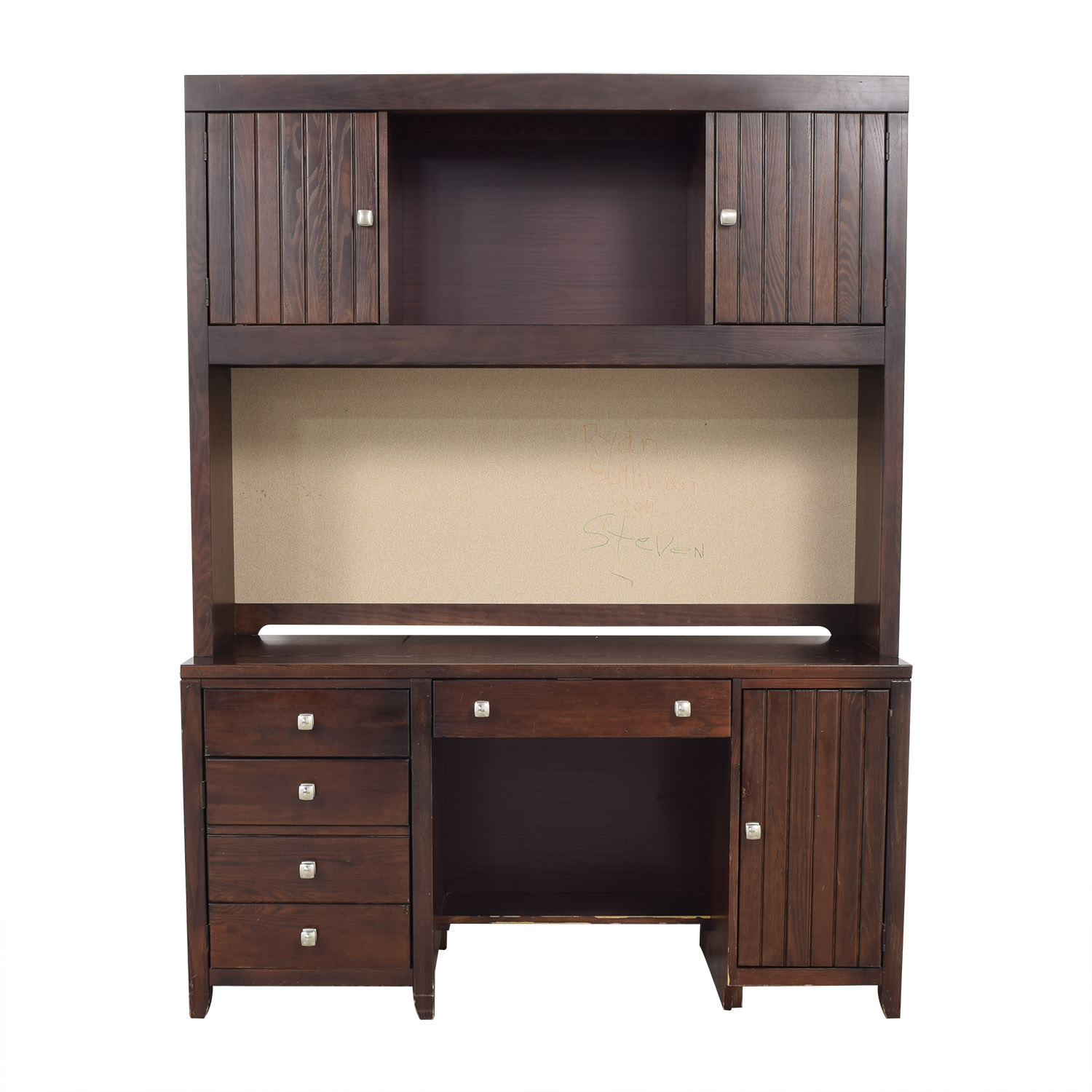 buy Stanley Furniture Desk with Cabinet Stanley Furniture Home Office Desks