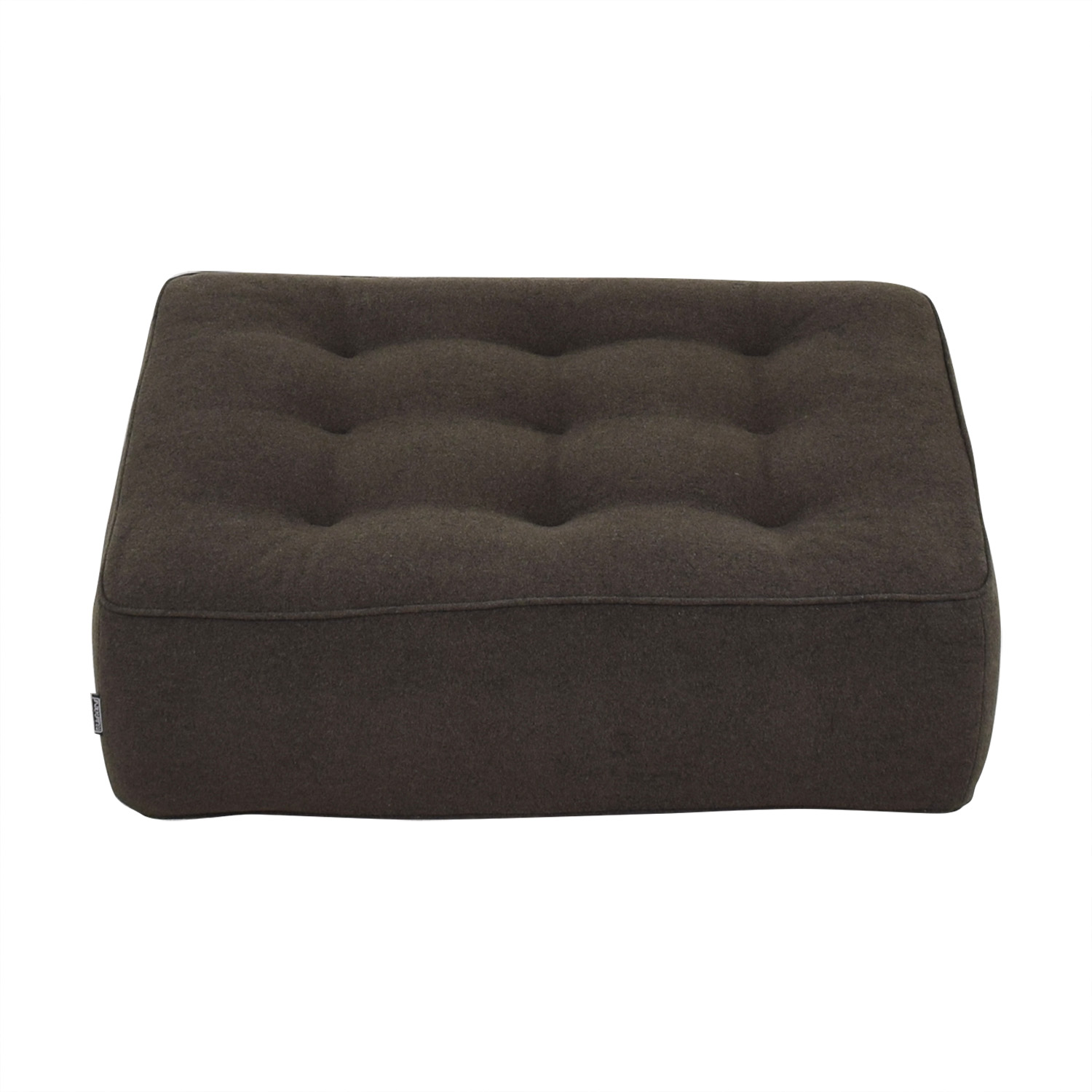 buy Flexform Wheeled Ottoman Flexform Chairs
