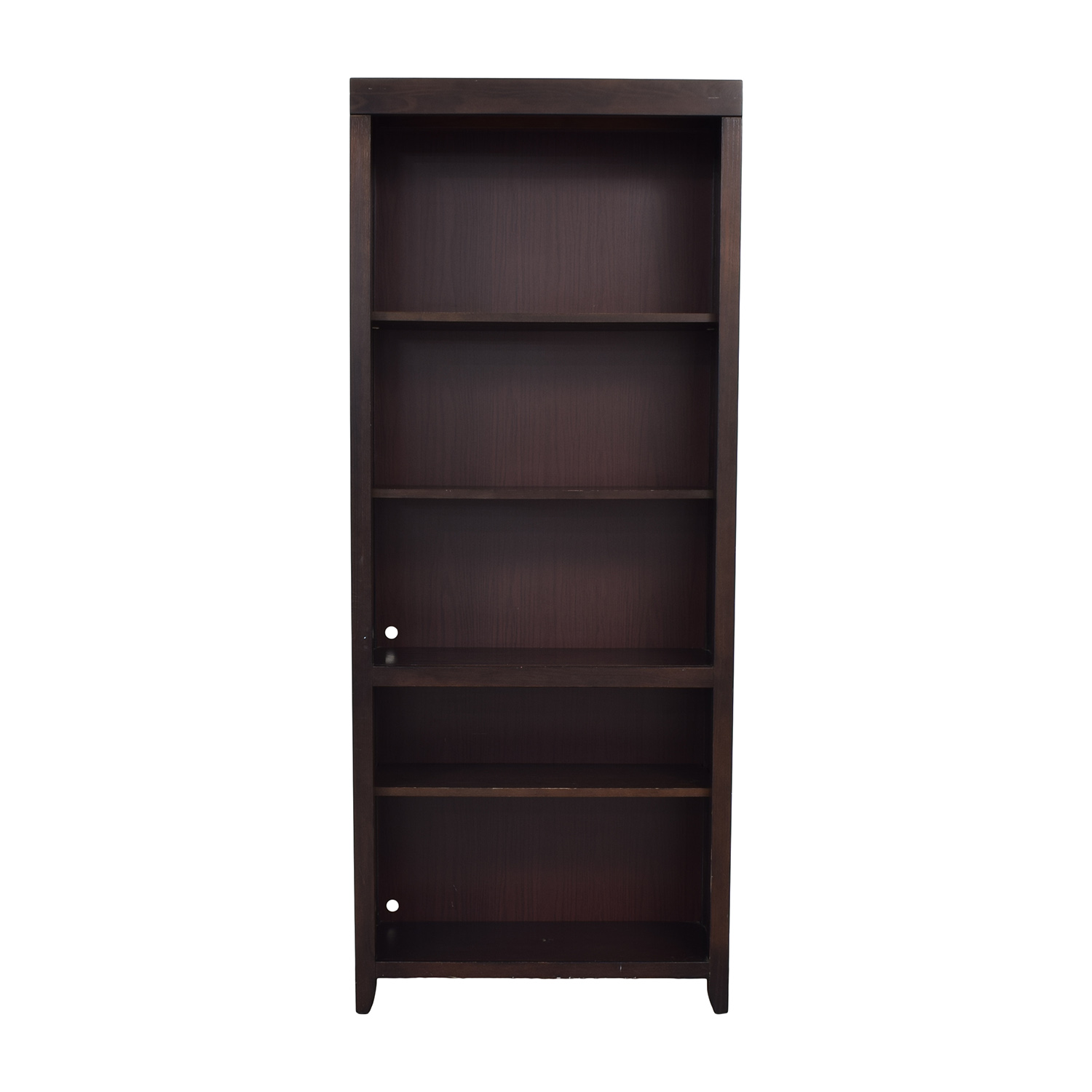 Stanley Furniture Stanley Furniture Bookshelf dark brown