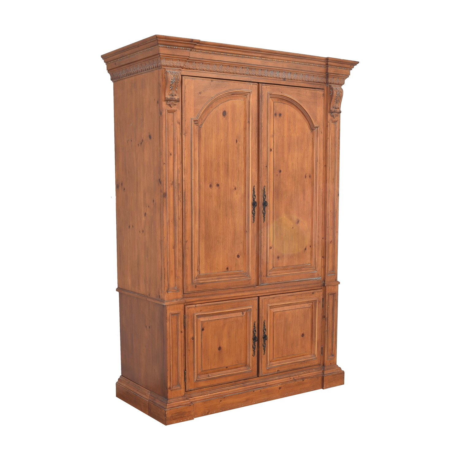Ethan Allen Ethan Allen Grand Armoire brown