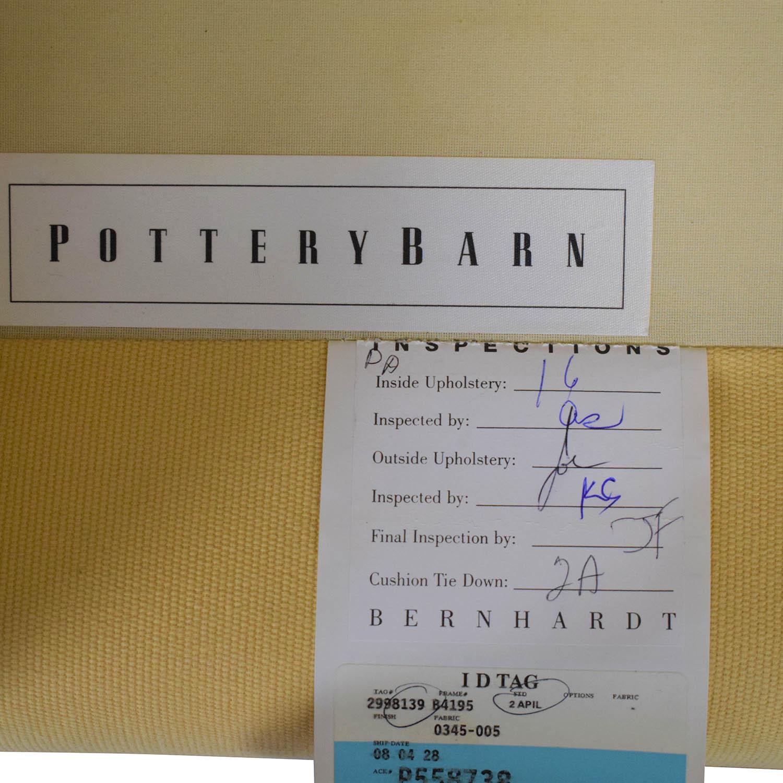 Pottery Barn Pottery Barn Greenwich Loveseat nj