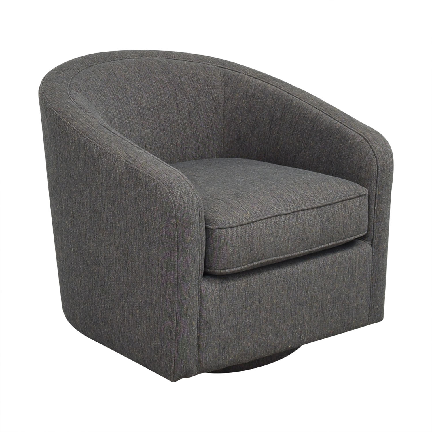 Room & Board Amos Custom Swivel Arm Chair / Accent Chairs