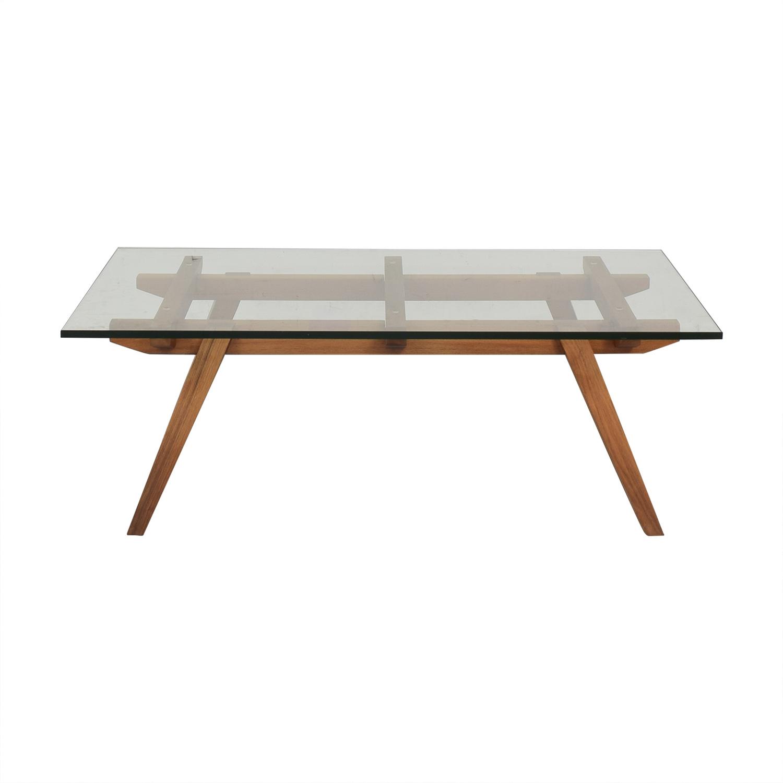 Organic Modernism Organic Modernism Recoleta Rectangle Coffee Table Tables