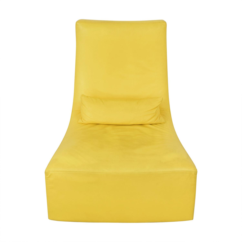 Ligne Roset Ligne Roset Neo Fireside Rocker Accent Chairs