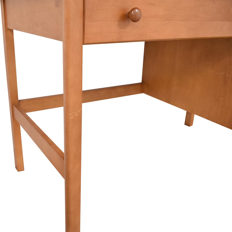 Ethan Allen Desk with Hutch Ethan Allen