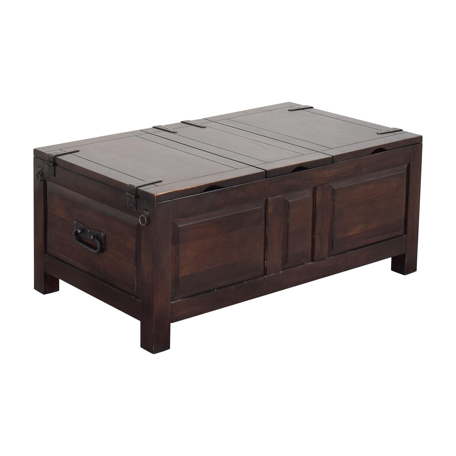 Phenomenal 26 Off Crate Barrel Crate Barrel Storage Coffee Table Trunk Tables Evergreenethics Interior Chair Design Evergreenethicsorg