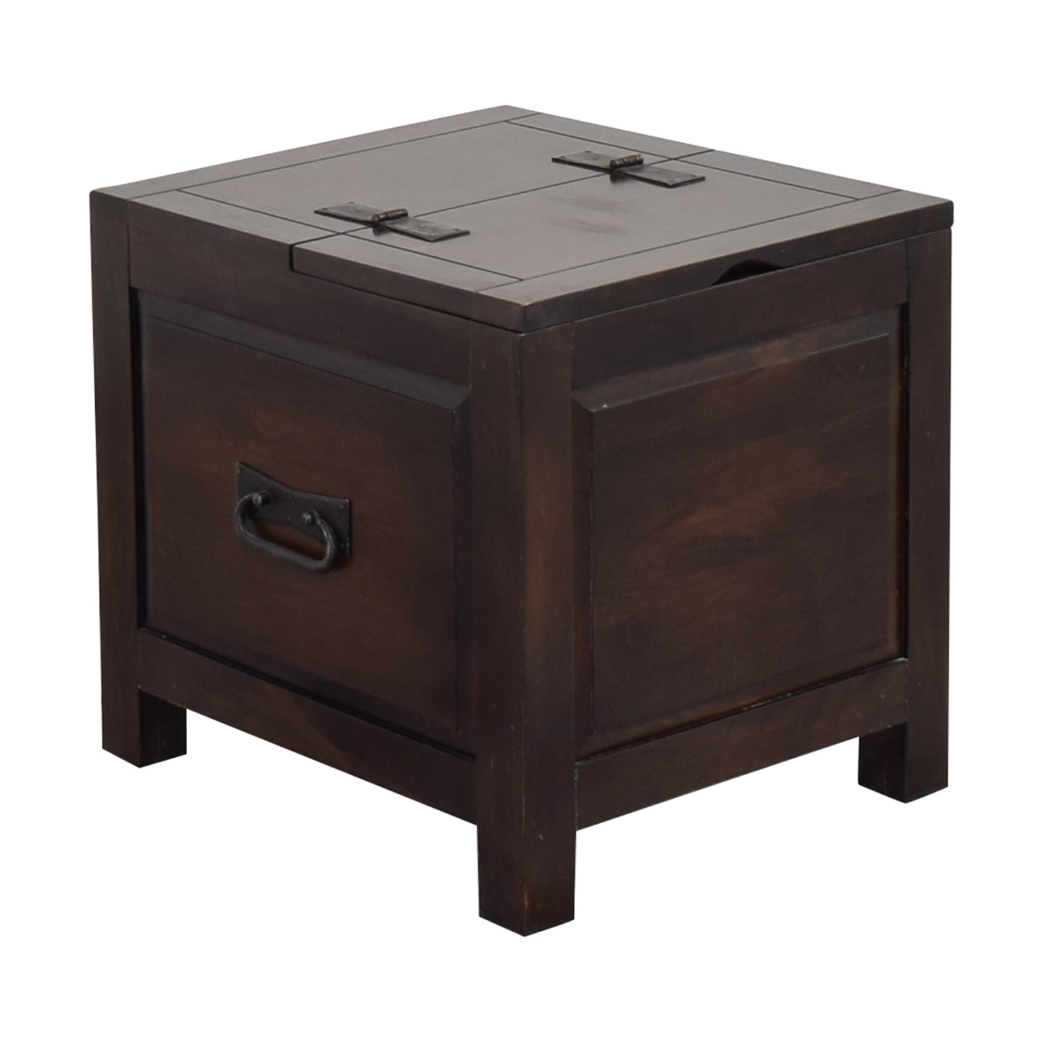 Crate & Barrel Side Trunk / End Tables