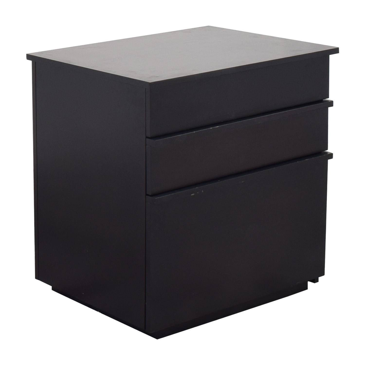 Crate & Barrel Crate & Barrel Roll Out Desk on sale