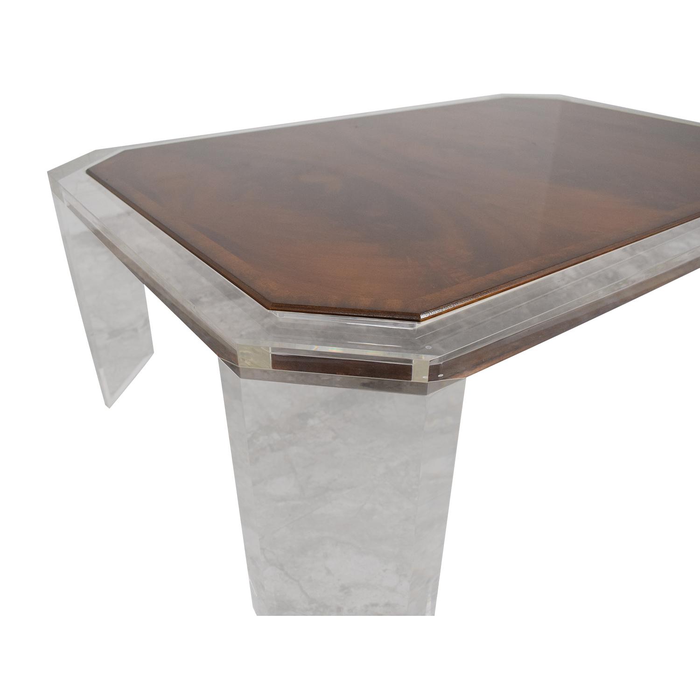 Century Furniture Century Thomas O'Brien Phoenix Coffee Table ct