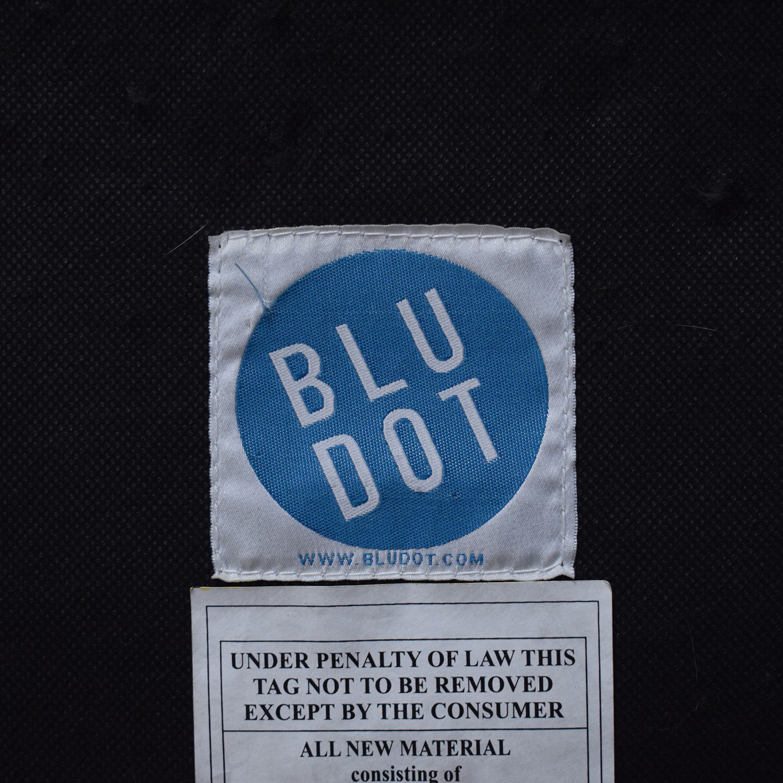 Blu Dot Blue Dot One Night Stand Sleeper Sofa for sale