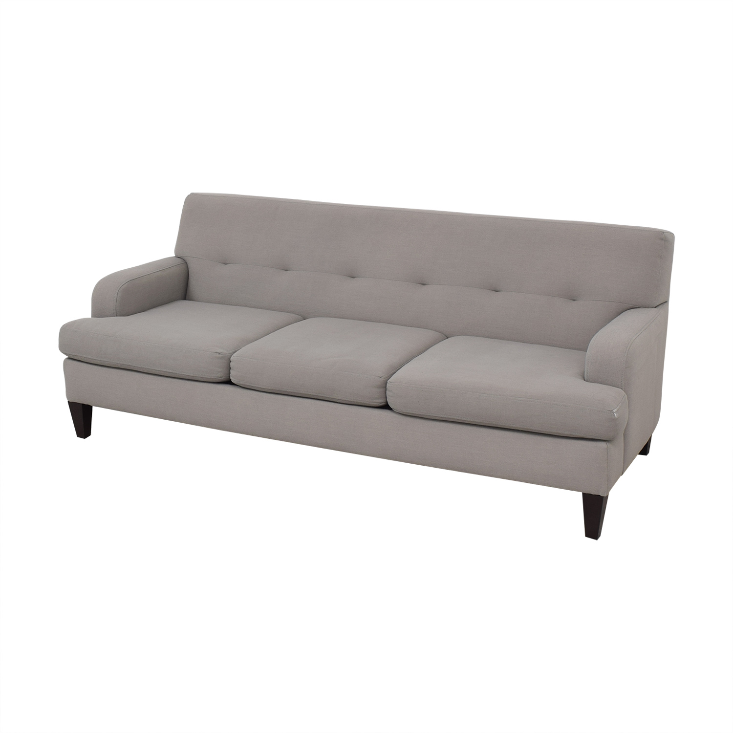 Macy's Macy's Jillian Sofa grey