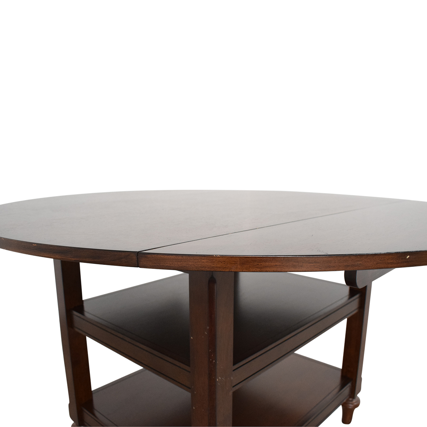 Pottery Barn Pottery Barn Drop Leaf Kitchen Table ct