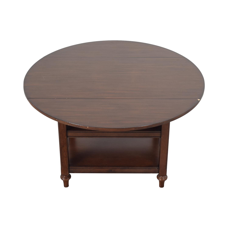 Pottery Barn Drop Leaf Kitchen Table sale