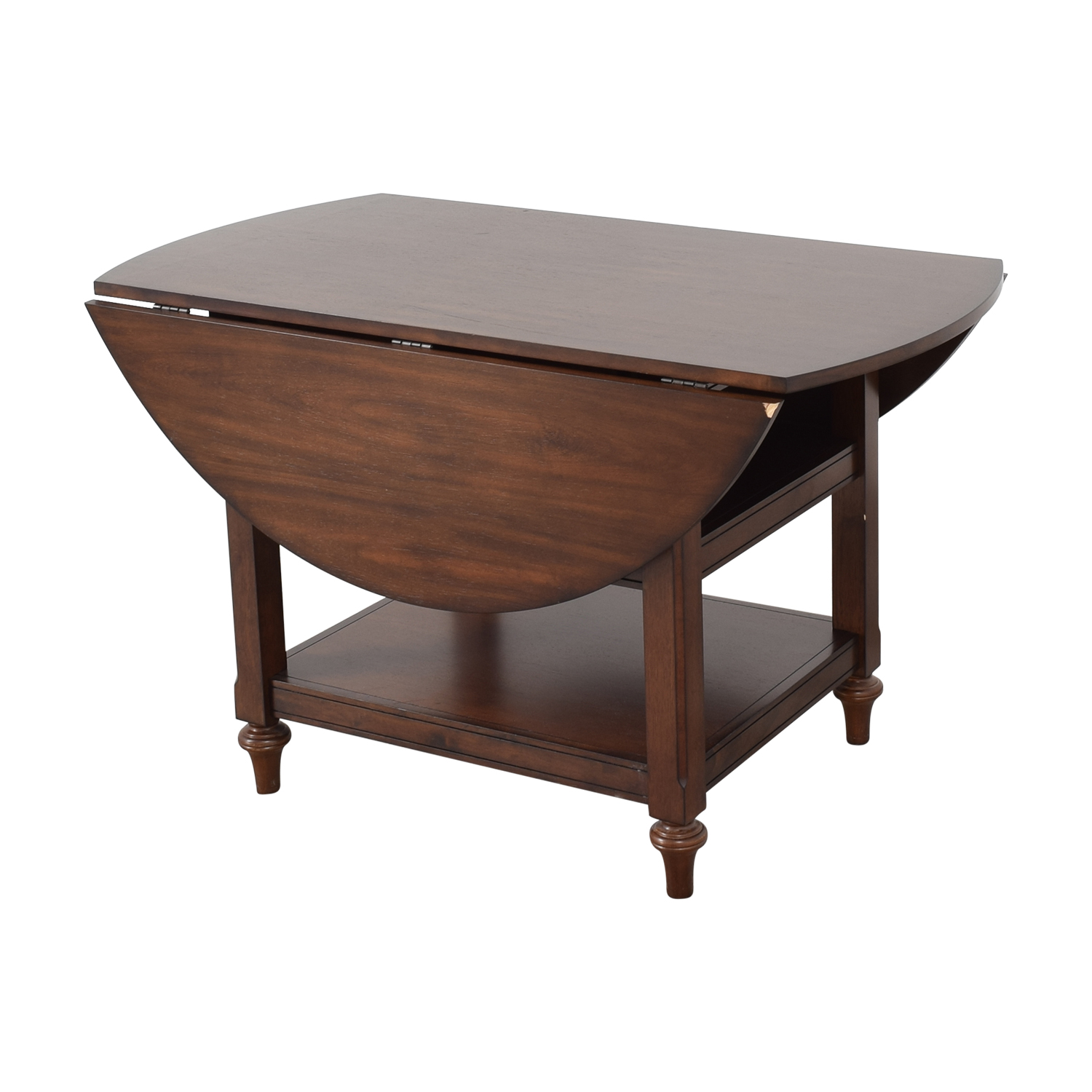 Pottery Barn Pottery Barn Drop Leaf Kitchen Table for sale
