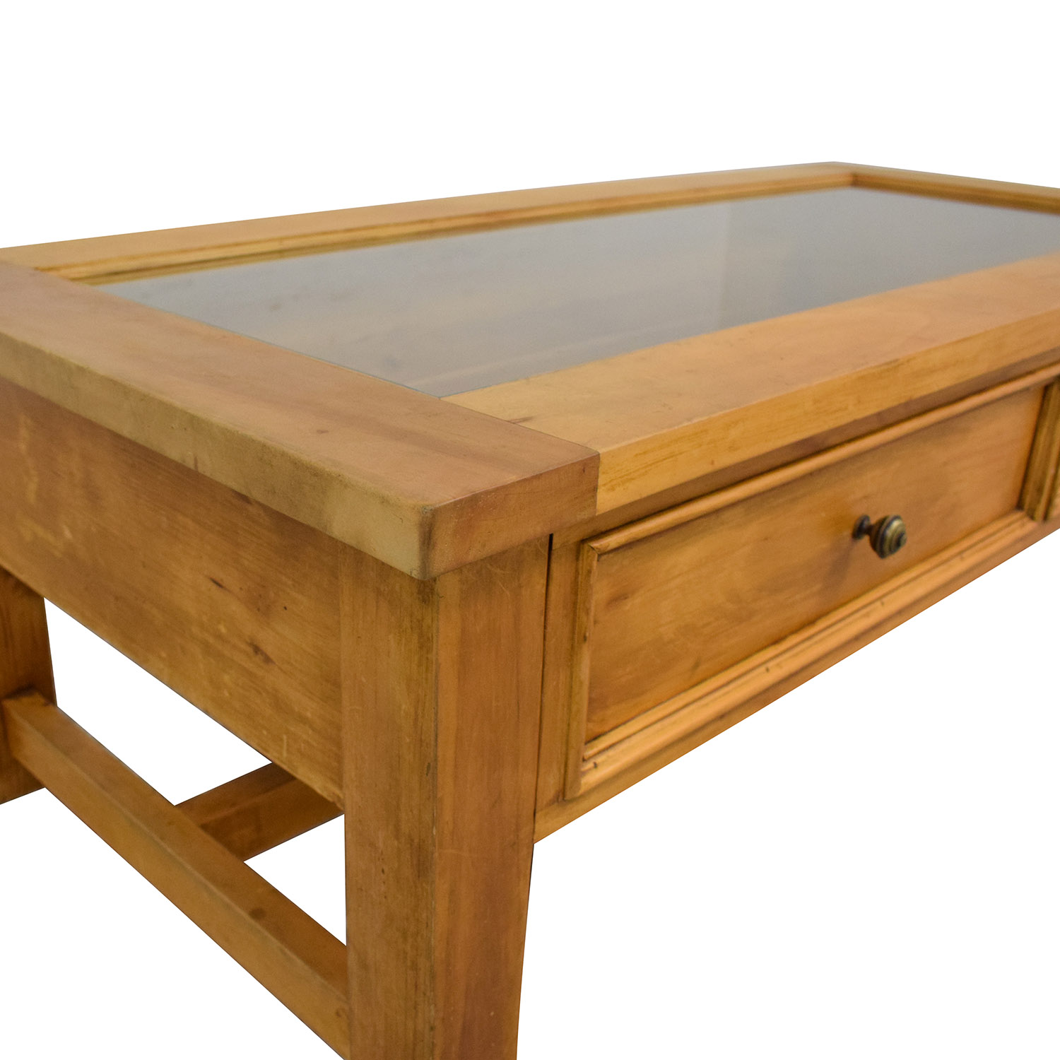 shop PJ Milligan Storage Coffee Table  Tables