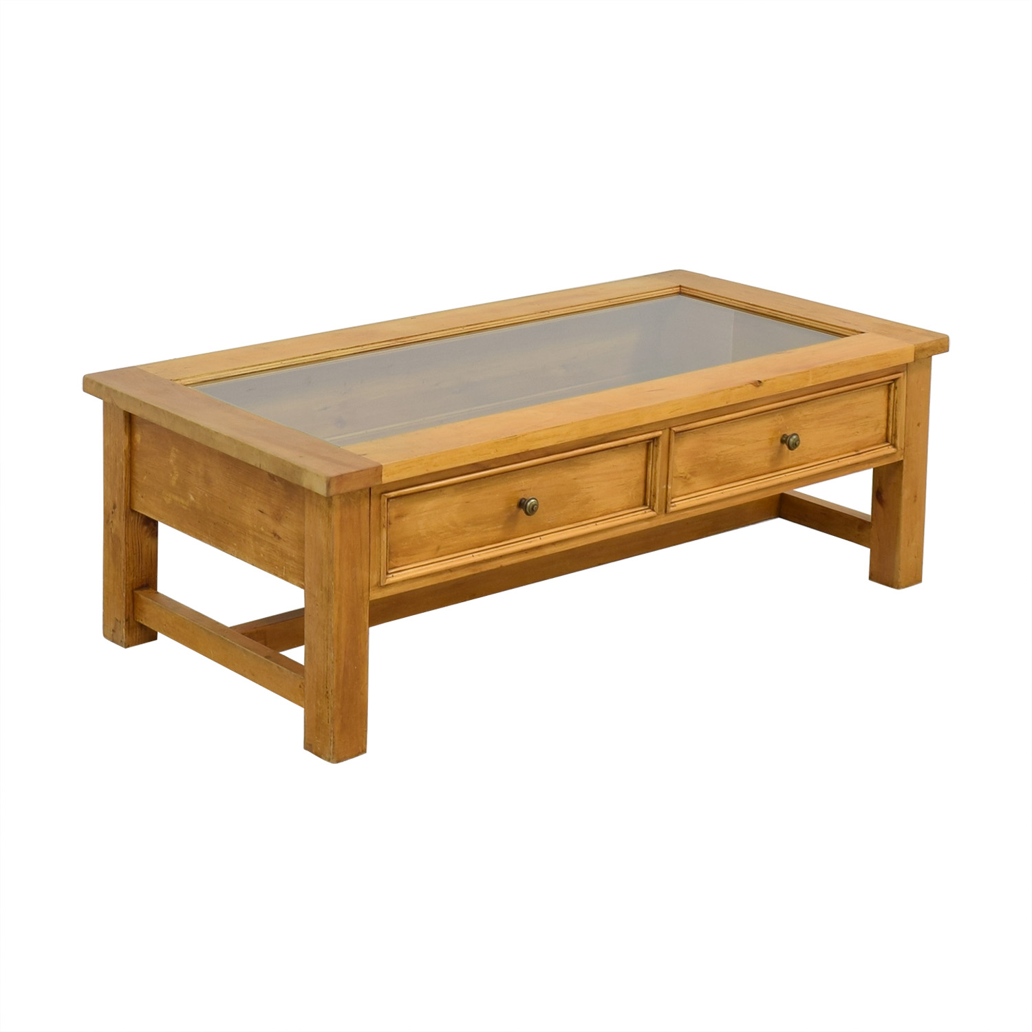 PJ Milligan Storage Coffee Table pa