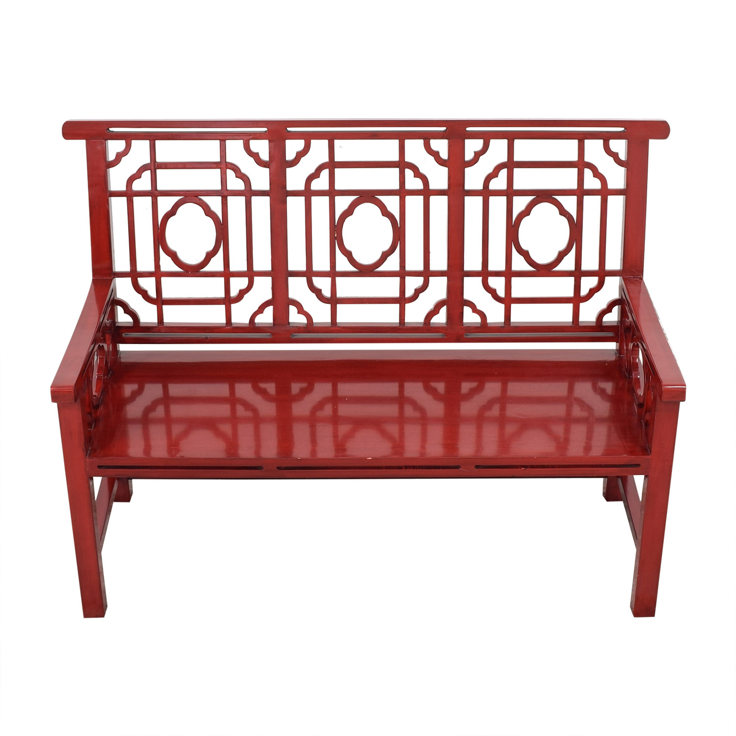 Neiman Marcus Neiman Marcus Chinese Lacquer Bench coupon