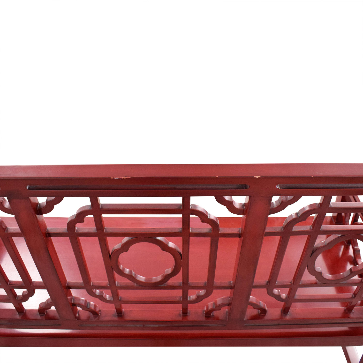 Neiman Marcus Neiman Marcus Chinese Lacquer Bench discount