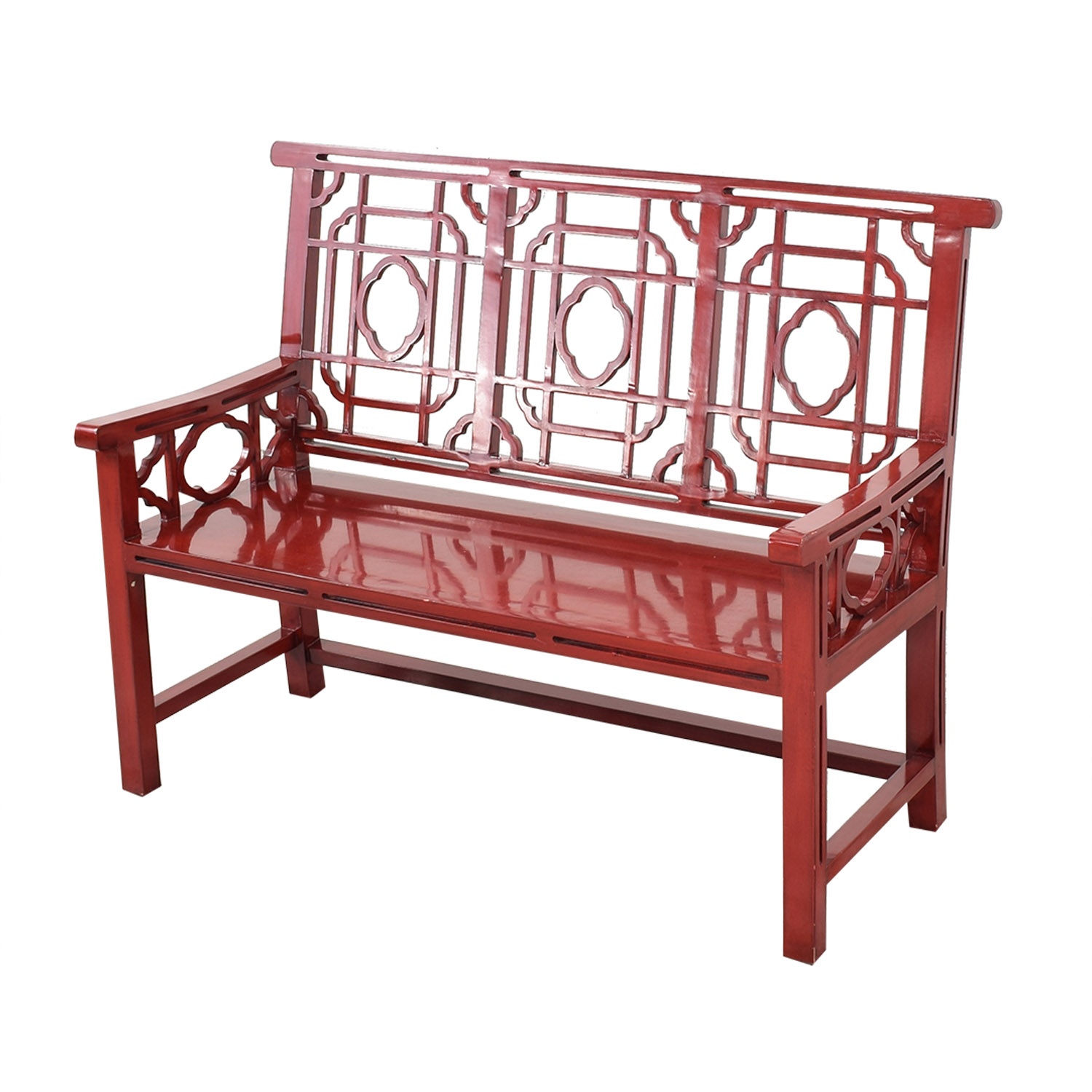 Neiman Marcus Neiman Marcus Chinese Lacquer Bench price