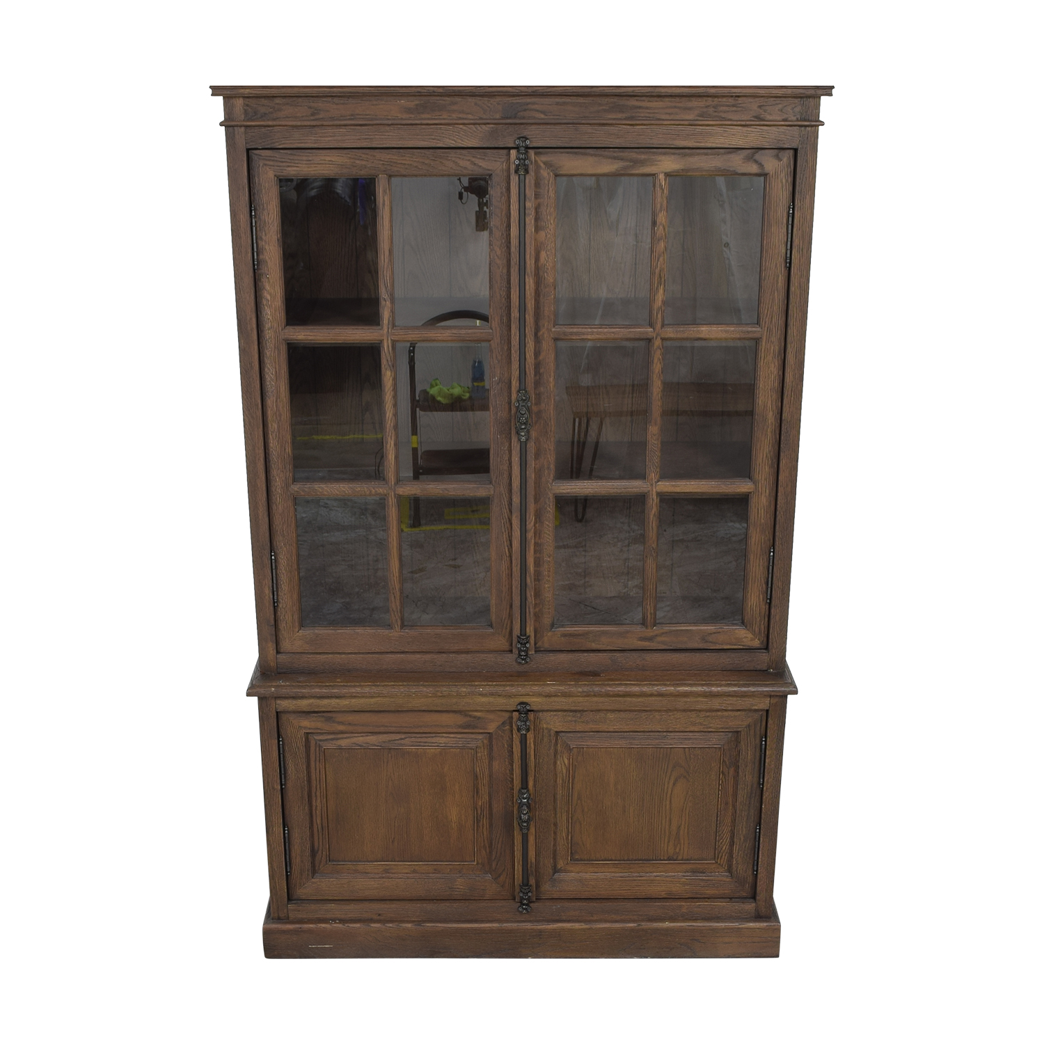 Restoration Hardware Restoration Hardware Display Cabinet price