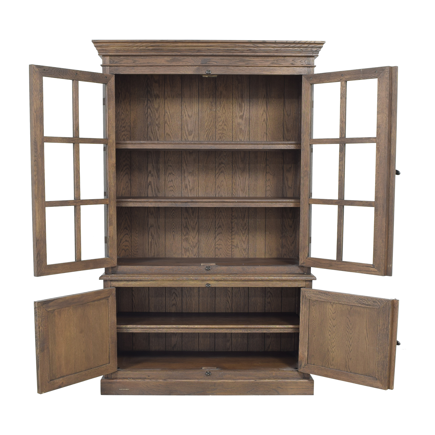 Restoration Hardware Restoration Hardware Display Cabinet nyc