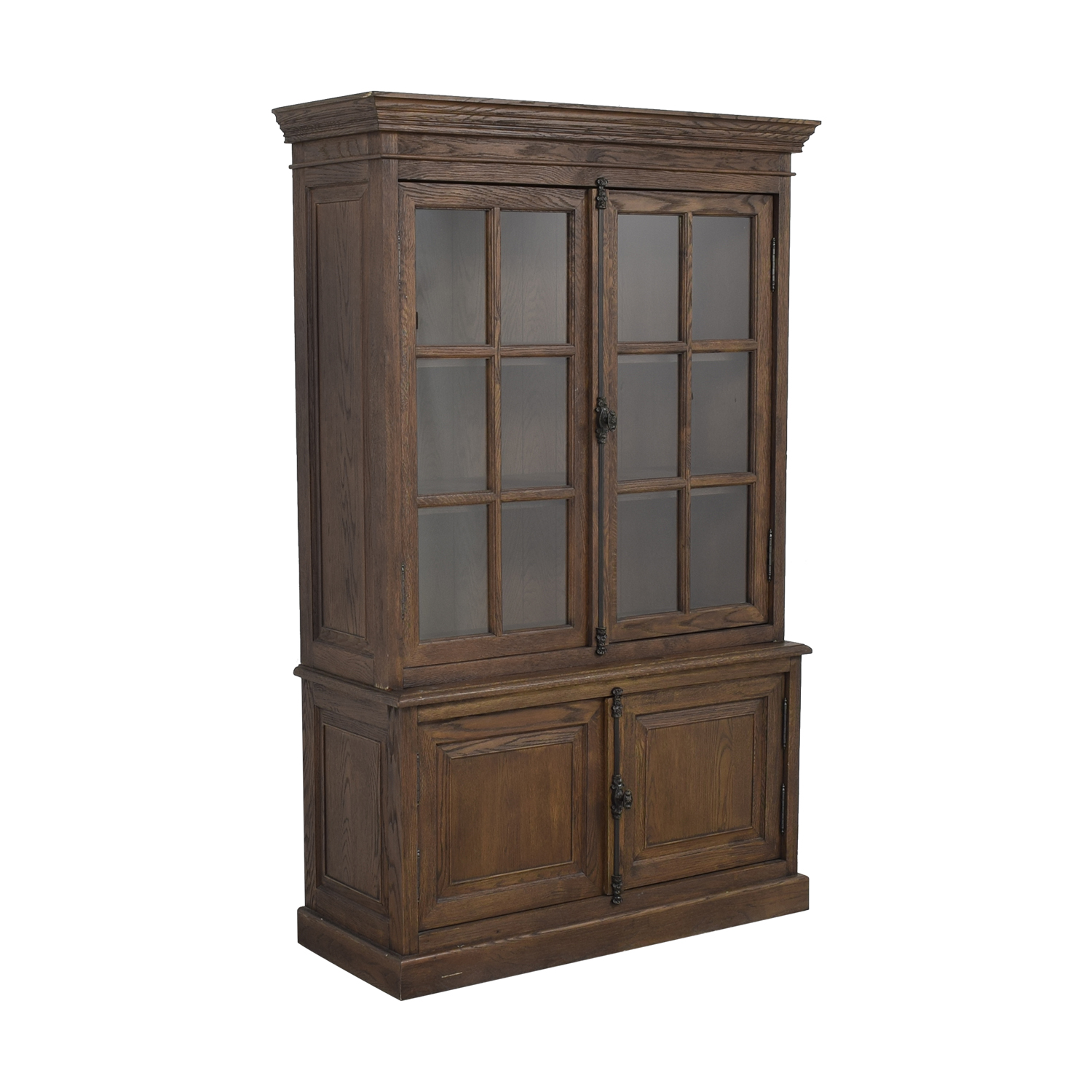 Restoration Hardware Restoration Hardware Display Cabinet Cabinets & Sideboards
