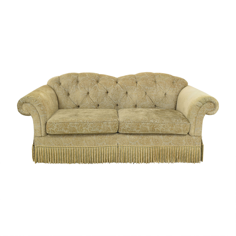 Duralee Duralee Fringe Trim Sofa