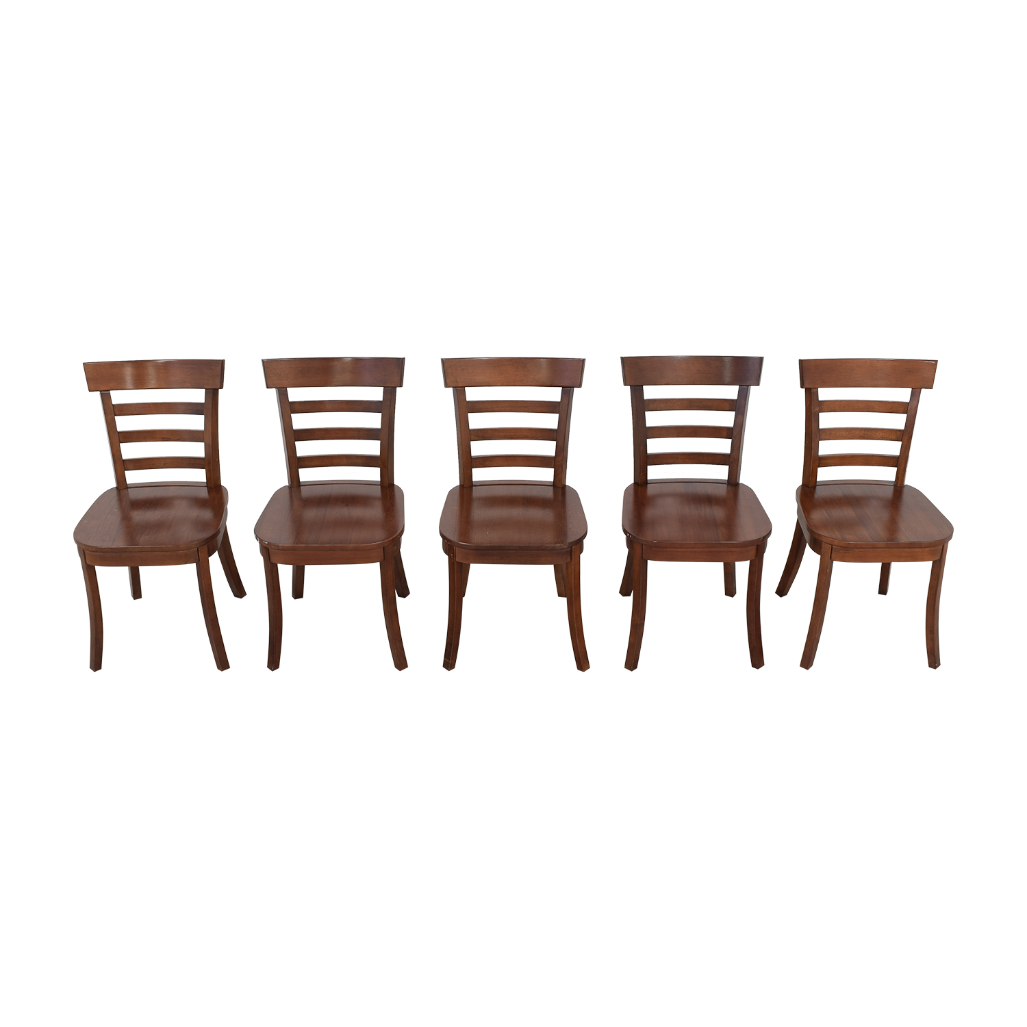 Pottery Barn Pottery Barn Liam Dining Side Chairs Chairs