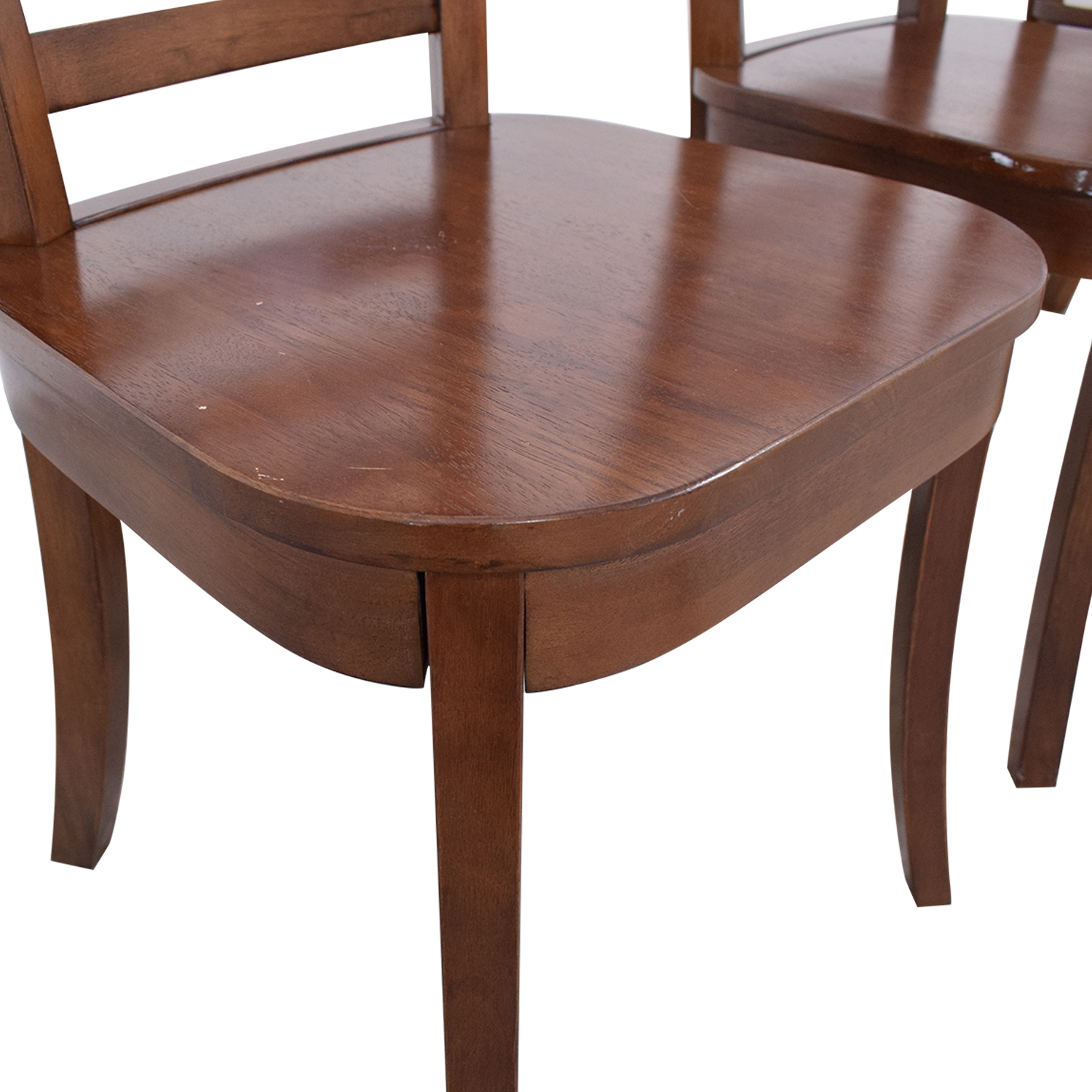Pottery Barn Liam Dining Side Chairs sale