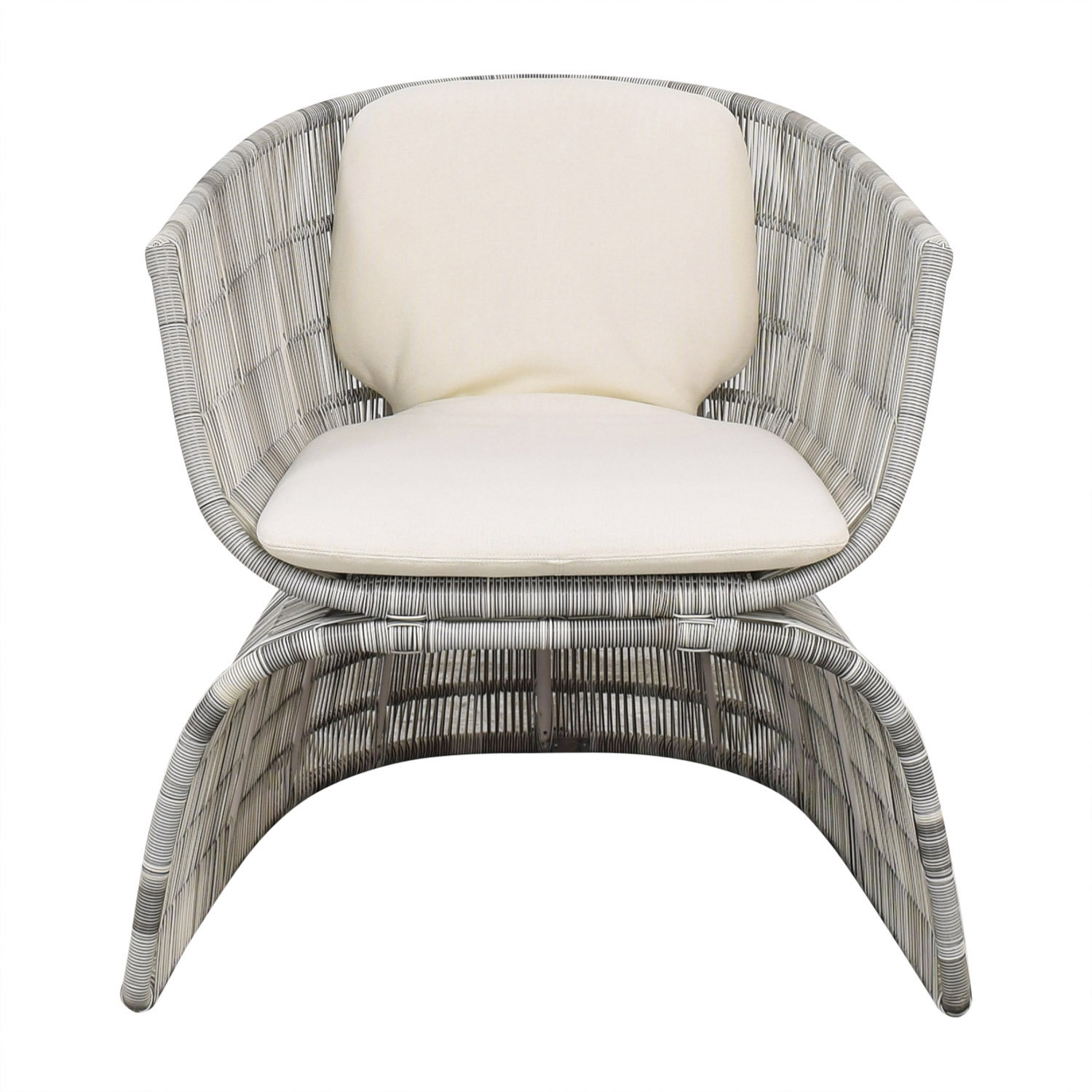 shop B&B Italia Crinoline Armchair B&B Italia Chairs