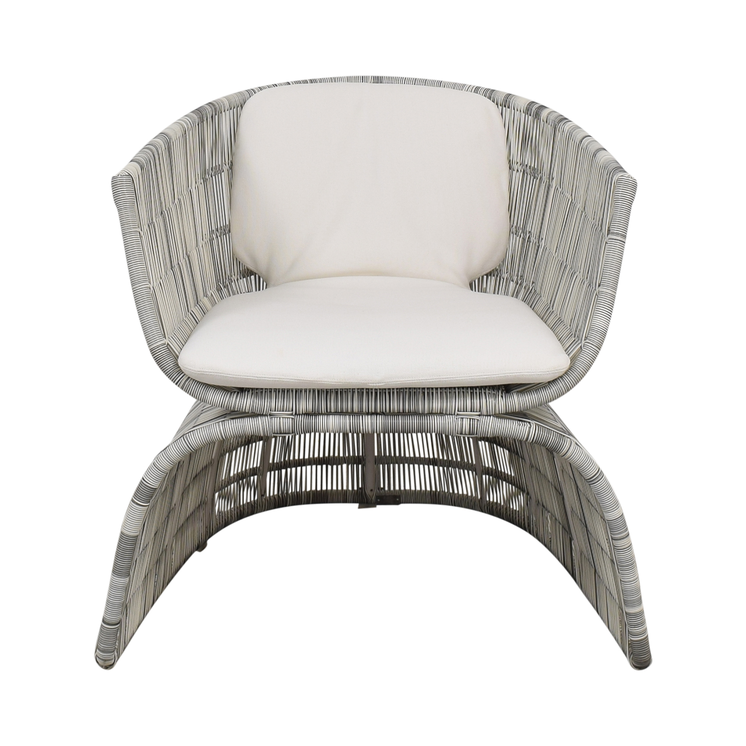 B&B Italia Crinoline Armchair / Accent Chairs